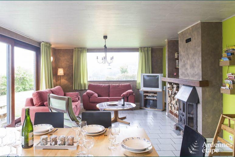 Verblijf In Baclain (Gouvy) Voor Max. 7 Personen, Ardennen