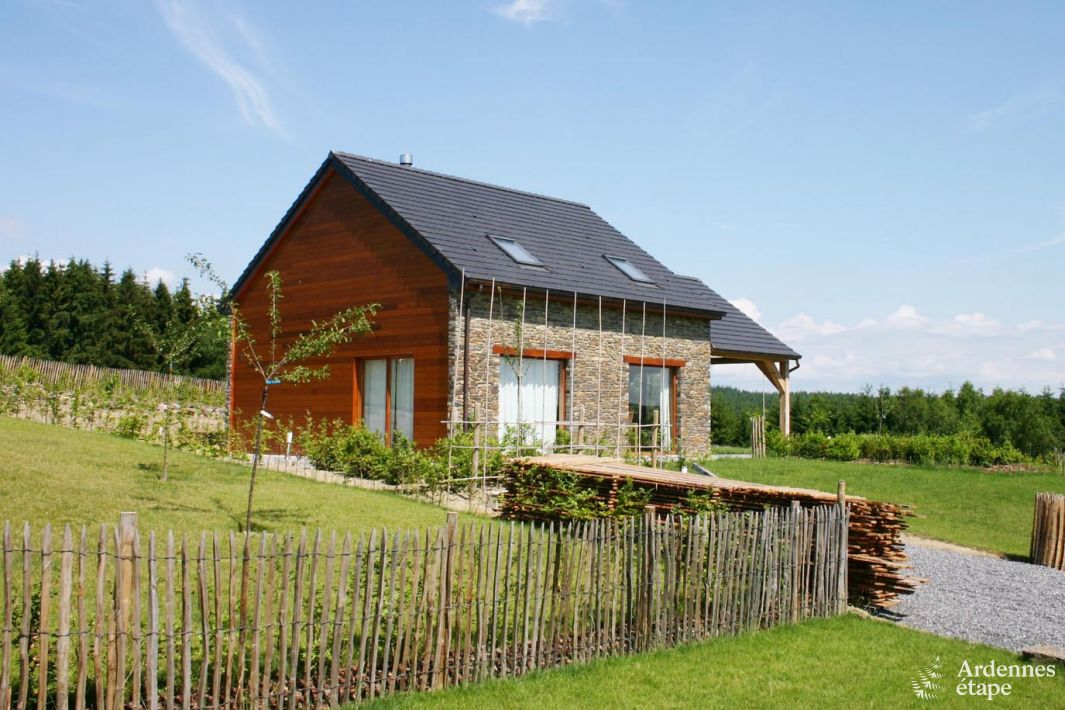 Tr s confortable maison de vacances avec jolie vue louer for Maison vacance a louer