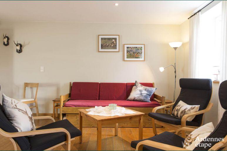 Appartement pour 5 7 personnes butgenbach dans les for Appartement maison fr