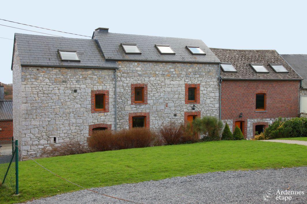 Maison de vacances 2 5 toiles pour 17 personnes louer for Location maison concarneau vacances