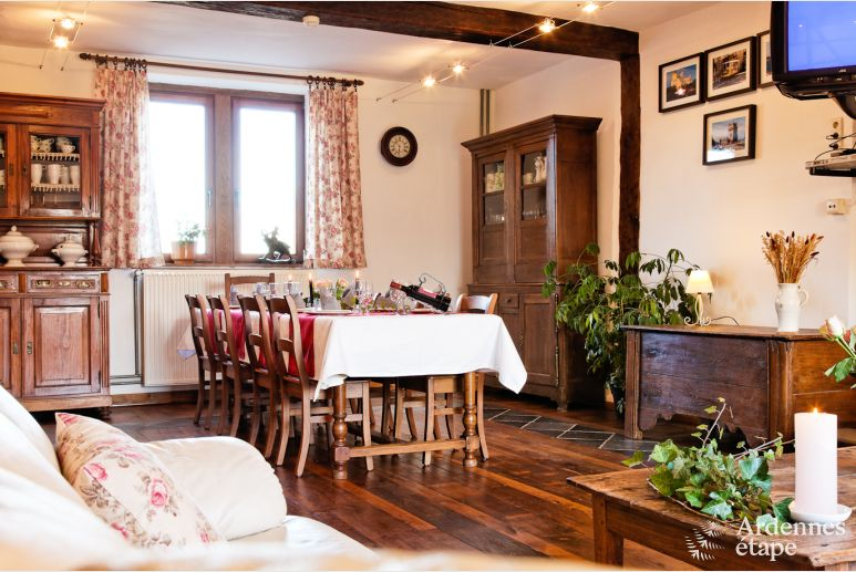 Verblijf In Durbuy Voor Max. 9 Personen, Ardennen