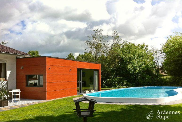 Maison De Vacances Avec Piscine Dans Le Jardin Pour 2 4 Pers A Eupen