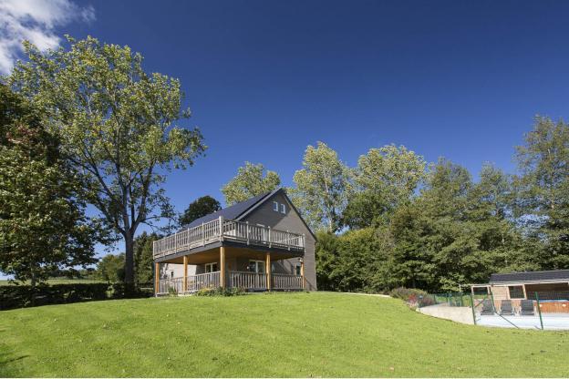 maison de vacances avec espaces d 233 tente et piscine pour 9 personnes 224 gouvy