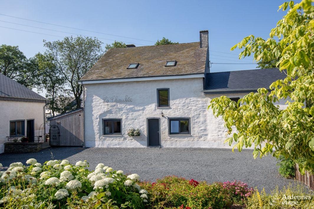 Maison villageoise 3 toiles pour 17 personnes louer gouvy for Location maison concarneau vacances