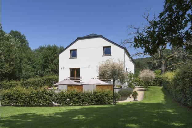 Maison bien entretenue pour 9 personnes avec terrasse for Maison de vacances linge de maison