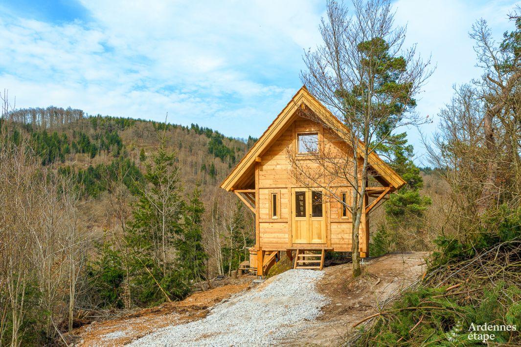 Authentique cabane ambiance unique et confort top niveau for Confort et maison