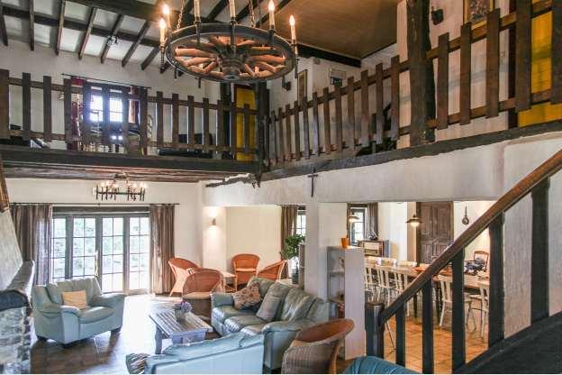 Charmant chalet avec sauna feu ouvert et beau jardin houffalize - Maison de vacances harwick ...
