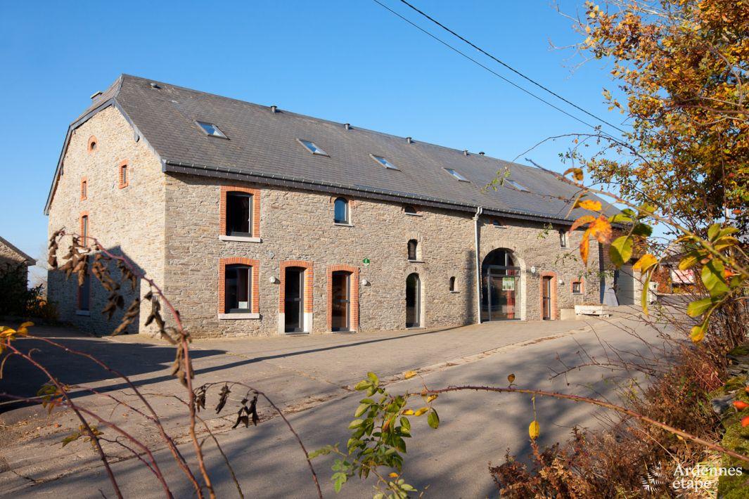 S jour pour 16 personnes dans ancien moulin 3 5 toiles for Maison de vacances linge de maison