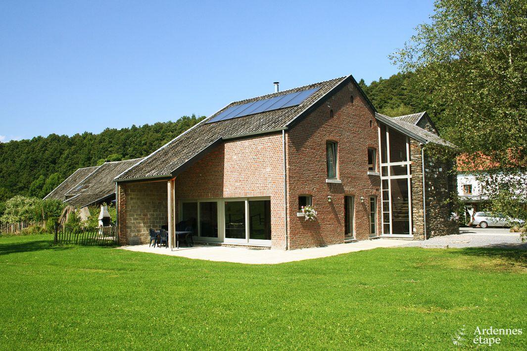 Spacieuse et confortable maison de vacances 25 personnes for Assurance location maison de vacances