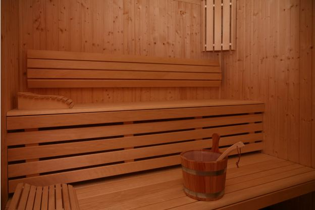 maison de vacances pour 9 personnes avec sauna la roche. Black Bedroom Furniture Sets. Home Design Ideas