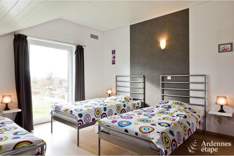 Verblijf In Lierneux Voor Max. 16 Personen, Ardennen 19