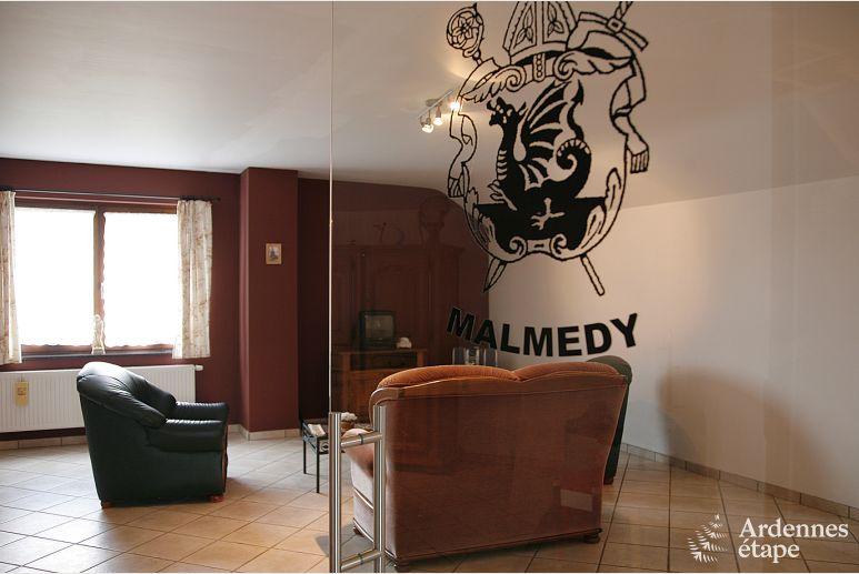 Verblijf In Malmedy Voor Max. 4 Personen, Ardennen
