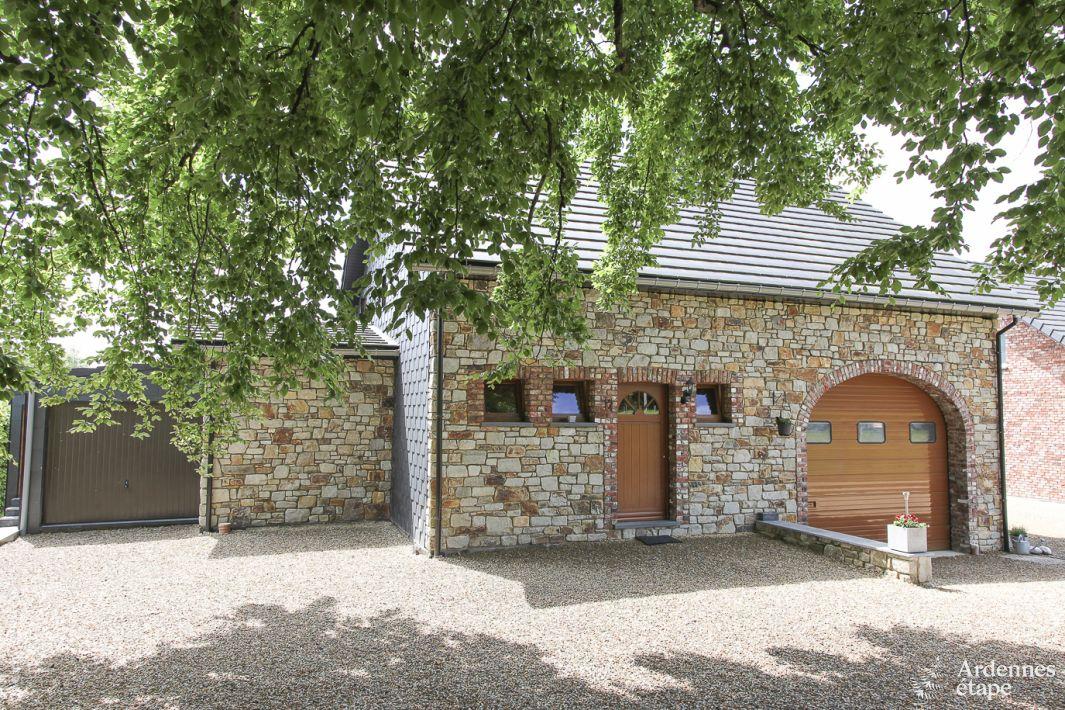 G te de vacances authentique avec belle terrasse louer for Location maison concarneau vacances