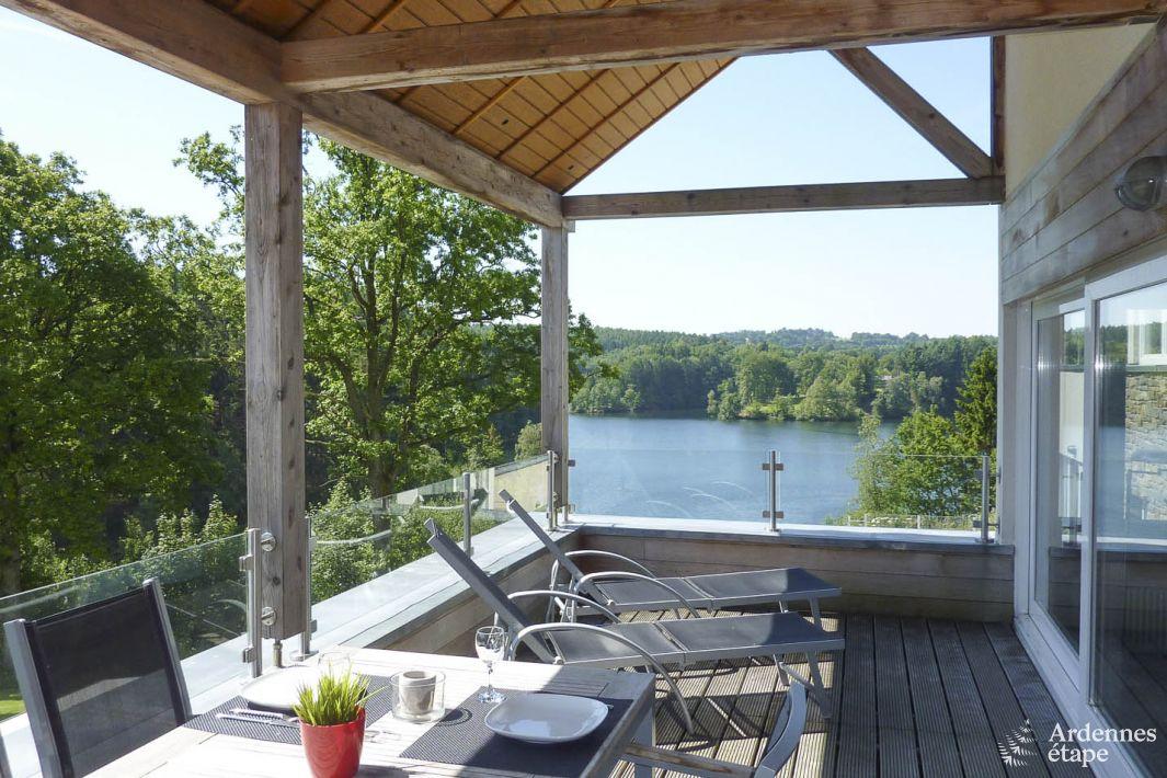 Appartement de luxe pour 6 personnes avec vue sur le lac - Appartement de ville hotelier vervoordt ...