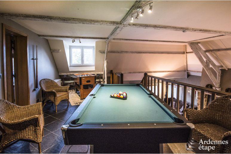 Verblijf In Rochefort Voor Max. 13 Personen, Ardennen