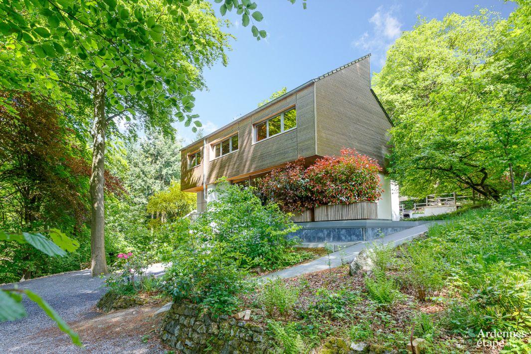 Villa de luxe tr s moderne avec centre wellness pour 15 pers spa for Villa tres moderne