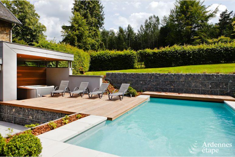 Villa De Luxe Pour 14 Pers Avec Jardin Piscine Et Wellness A Spa