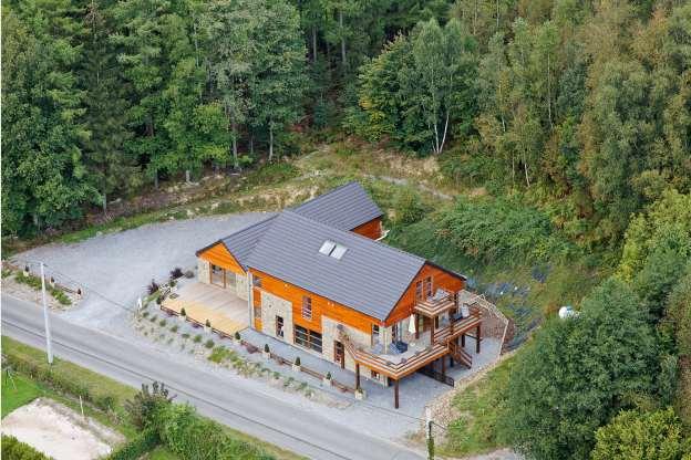 Villa De Luxe 4 5 Toiles Pour Groupes Avec Piscine Sauna