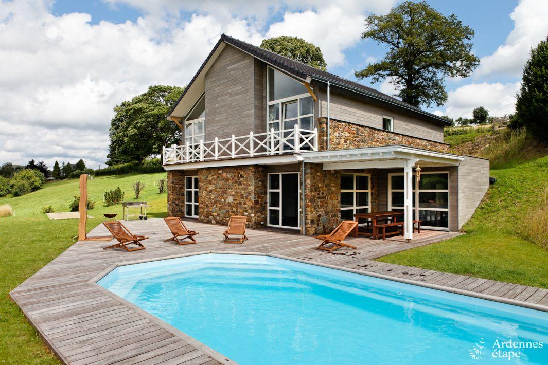 G te de vacances avec piscine dans le jardin pour 15 pers for Recherche maison avec piscine pour vacances
