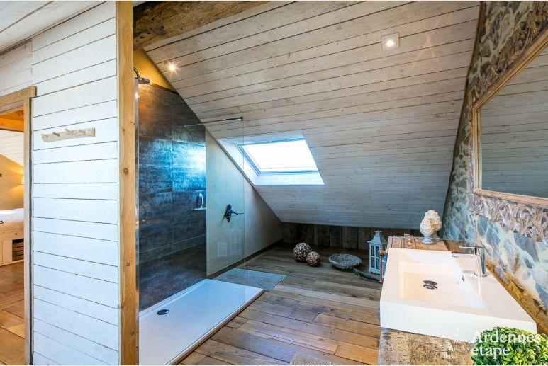 Luxueuse maison de vacances familiale pour 6/8 personnes à Theux