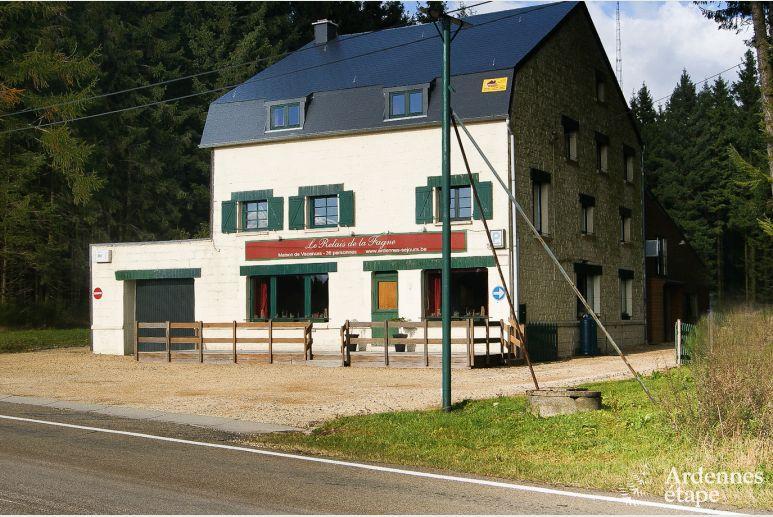 Verblijf In Vielsalm Voor Max. 36 Personen, Ardennen 37