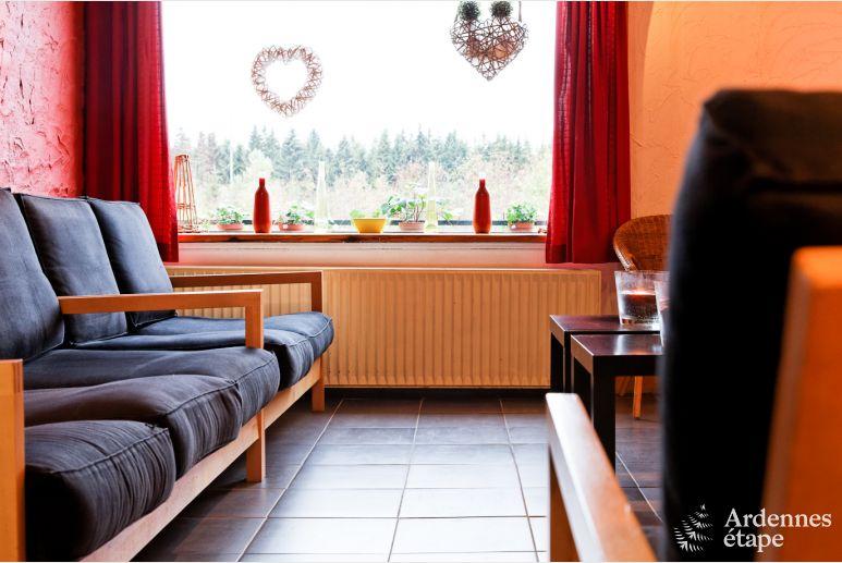 Verblijf In Vielsalm Voor Max. 36 Personen, Ardennen