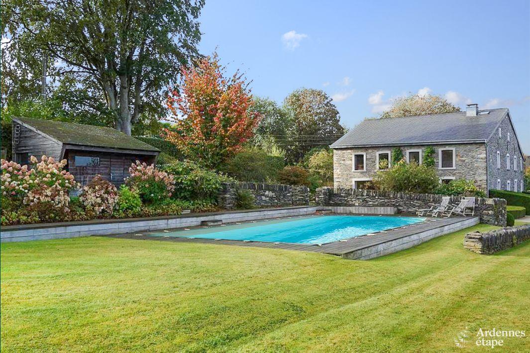 Magnifique maison de vacances pour 9 personnes vielsalm - Magnifique appartement de vacances pubillones ...