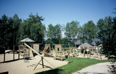 Parc Chlorophylle-Centres récréatifs à Province du Luxembourg