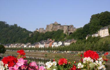 Château Fort de Bouillon-Chateaux à Province du Luxembourg