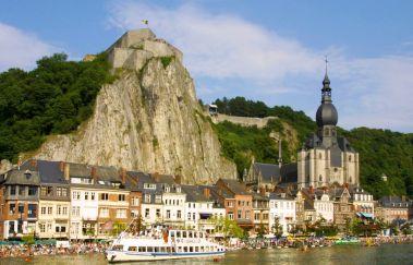 Citadelle de Dinant-Chateaux à Province de Namur