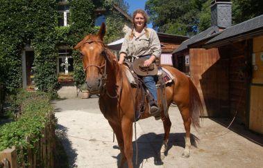 Les cavaliers de Saint-Remacle-Equitation à Luxembourg