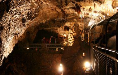Grottes de Hotton-Grottes à Province du Luxembourg