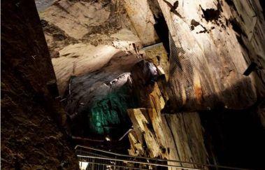 Schieferstollen-Grottes à Province de Liège