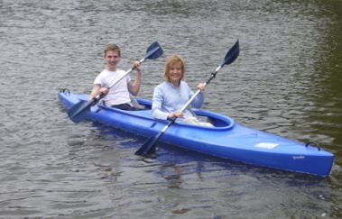 Kayak Les Epinoches-Kayak à Province du Luxembourg