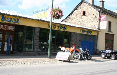 Léonard Vélos-Location VTT à Province du Luxembourg