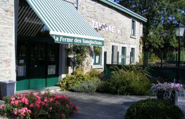 Ferme des Sanglochons-Musée à Province du Luxembourg