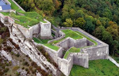 Agimont Adventure-Parcours challenge à Province de Namur