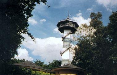 Trois Bornes et Tour Panoramique-Point de vue à Province de Liège