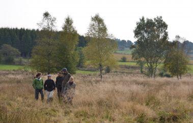 La réserve d'Emmels-Sites naturels à Province de Liège.