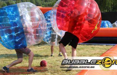 Bubblezone Soccer-Sports et loisirs à Province de Liège