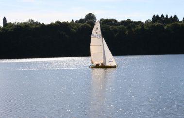 Lac de Butgenbach - Centre de Worriken-Sports et loisirs à Province de Liège