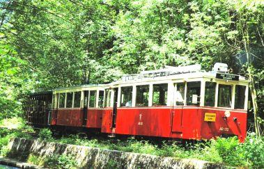 Tramway Touristique de l' Aisne-Train touristique à Province du Luxembourg