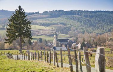 Grand-Halleux-Ville à Province du Luxembourg