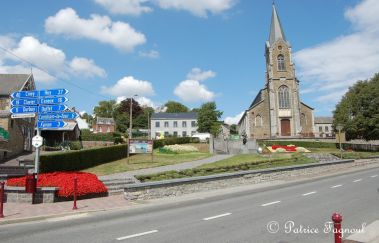 Hamoir-Ville à Province de Liège