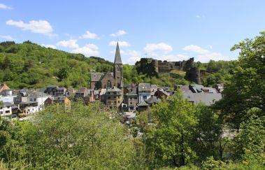 La Roche-en-Ardenne-Ville à Province du Luxembourg