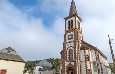 Martelange-Ville à Province du Luxembourg