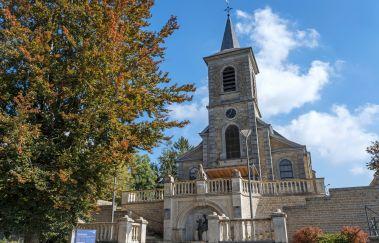 Tintigny-Ville à Province du Luxembourg
