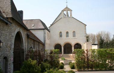 Abbaye Notre-Dame de Saint-Remy-Visites - Curiosités à Province de Namur