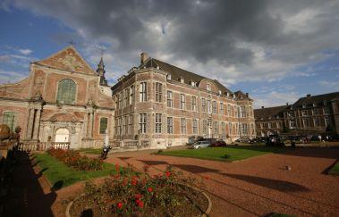 Abbaye de Floreffe-Visites - Curiosités à Province de Namur