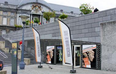 Archéoforum de Liège-Visites - Curiosités à Province de Liège